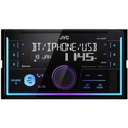 JVC KW-X830BT Radioodtwarzacz 2-DIN USB/MP3