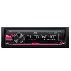 JVC KD-X441DBT Radioodtwarzacz USB/MP3 Tuner DAB Bluetooth