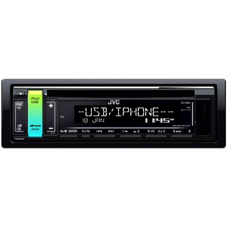 JVC KD-R691 Radioodtwarzacz CD/USB/MP3