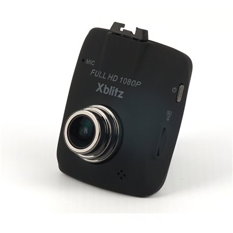 Xblitz Black Bird 2.0 GPS Wideorejestrator trasy
