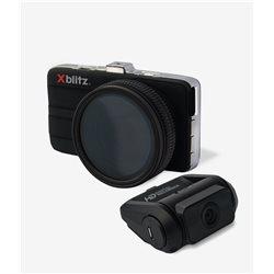 Xblitz P600 podwójna kamera samochodowa