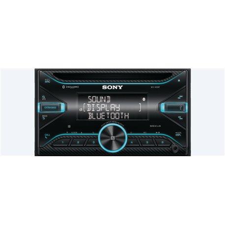 SONY WX-920BT Radioodtwarzacz 2-DIN Procesor DSP