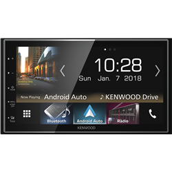 Kenwood DMX-7018DAB Stacja multimedialna 2-Din Nowy Model