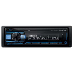 Alpine UTE-202DAB Radioodtwarzacz 1din USB DAB