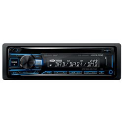 Alpine CDE-205DAB Radioodtwarzacz 1din CD USB DAB Bluetooth