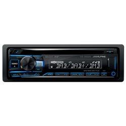 Alpine CDE-205DAB Radioodtwarzacz 1din CD USB DAB Bluetooth