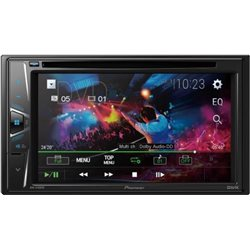 Pioneer AVH-G110DVD Stacja Multimedialna 2din CD/DVD/USB