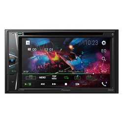 Pioneer AVH-G210BT Stacja Multimedialna 2din DVD/USB Bluetooth