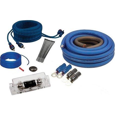 Sound Quest SQK0 Zestaw kabli do wzmacniacza 50mm2