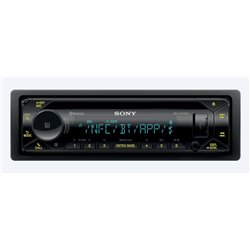 Sony MEX-N5300BT Radioodtwarzacz CD USB AUX Multikolor