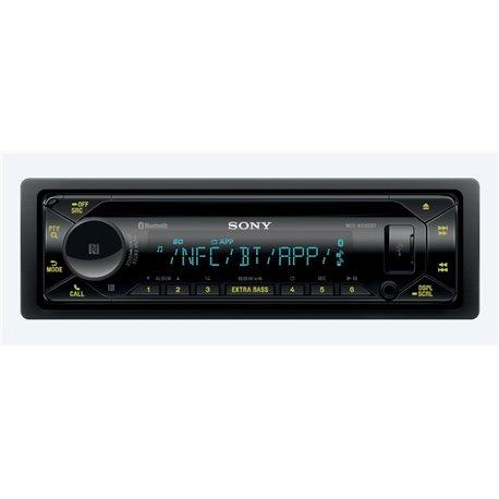 Sony MEX-N5300BT Radioodtwarzacz CD USB AUX Multikolor