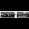 JVC KD-X560BT Radio samochodowe 1-Din BT USB kamera cofania