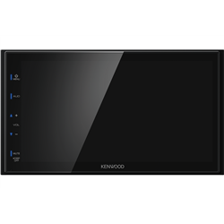 Kenwood DMX-120BT Radioodtwarzacz 2DIN Mirrorink