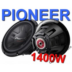 PIONEER TS-W311S4 1400W