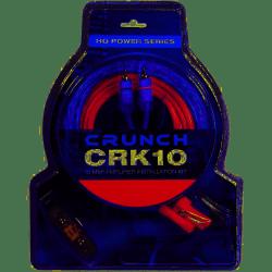 Crunch CRK10  - zestaw przewodów do montażu wzmacniacza