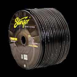 Stinger PRO SPW514BK - przewód 2x2mm2 OFC Miedź