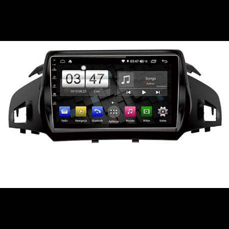GMS 9980 NAVIX FORD KUGA 2013-2018 ANDROID 9.0