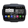 GMS 9980 NAVIX JEEP RENEGATE 2016 ANDROID 9.0
