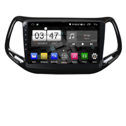 GMS 9981 NAVIX JEEP COMPASS 2017-2019 ANDROID