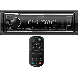 Kenwood KMM-106 Radioodtwarzacz USB Pilot
