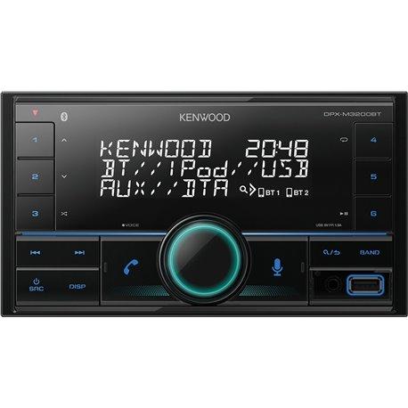 KENWOOD DPX-M3200BT Radioodtwarzacz 2DIN USB Alexa