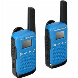 RADIO PMR MOTOROLA TLKR T42 BLUE ZESTAW (2SZT)
