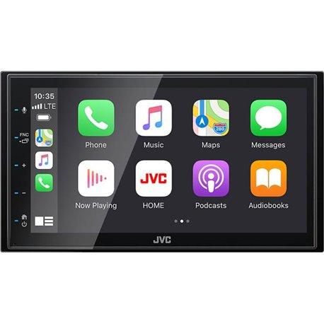 JVC KW-M560BT Radioodtwarzacz 2DIN Mirroring Android