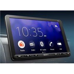Sony XAV-AX8050D Radioodtwarzacz 9 cali montaż 1 lub 2 DIN