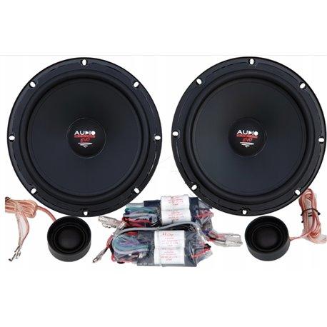 Audio System X200EM EVO - 20cm Dedykowane AUDI VW SEAT i inne