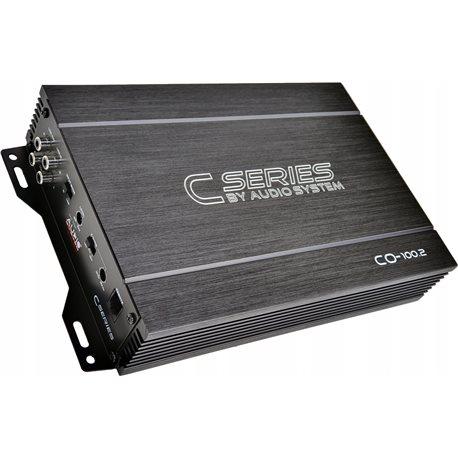 Audio System CO100.2 - Wzmacniacz 2-Kanałowy A/B