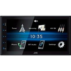 JVC KW-M25BT - Radio samochodowe 2DIN Mirroring Android MP3 USB