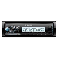 Pioneer MVH-MS510BT - Radioodtwarzacz 1-DIN