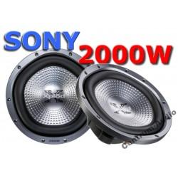 SONY XS-GTR121L 2000W Subwoofer Głośnik basowy