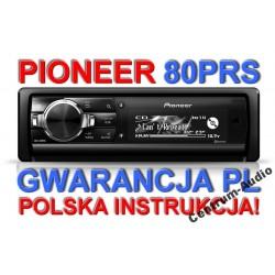 PIONEER DEH-80PRS Referencyjny DSP CD USB SD 4x50W