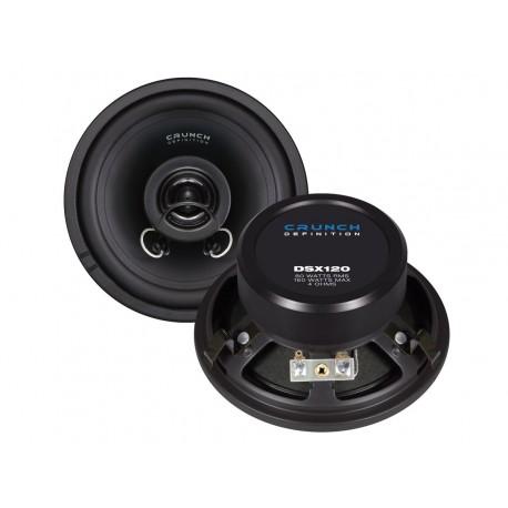 Crunch DSX120 - głośniki dwudrożne