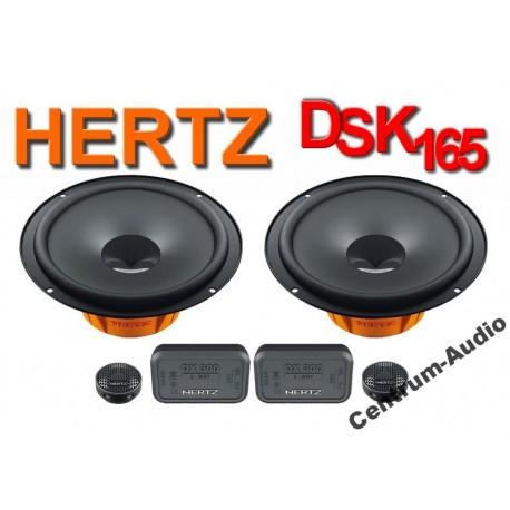 HERTZ DSK165.3 Głośniki -  zestaw odseparowany 165mm