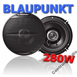BLAUPUNKT PURE COAX 66.2 280W  Głośńiki 165mm MOCNE