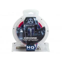 Crunch CR10WK - zestaw przewodów do montażu wzmacniacza