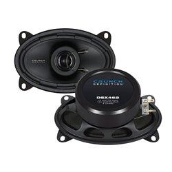Crunch DSX462 - głośniki dwudrożne