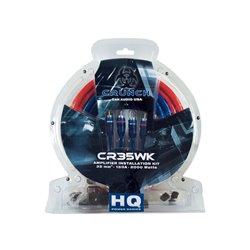Crunch CR35WK - zestaw przewodów do montażu wzmacniacza