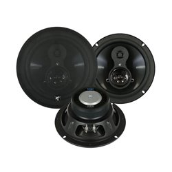 HiFonics TS830 - głośniki trójdrożne