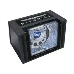 HiFonics BXi12BP - skrzynia basowa bandpass