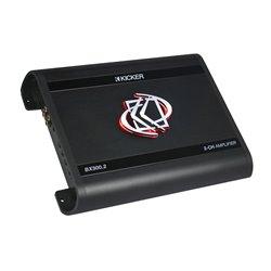 Kicker BX300.2 - wzmacniacz dwukanałowy