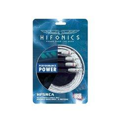 HiFonics HF5RCA - przewód sygnałowy RCA