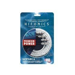 HiFonics HFP5RCA - przewód sygnałowy RCA