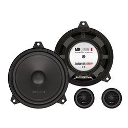 MB Quart QM165 E46BMW  - głośniki dedykowane BMW E46