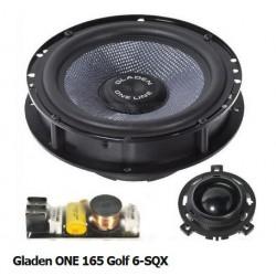 Gladen ONE 165 Golf 6–SQX