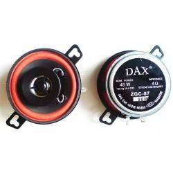 DAX ZGC-87 Głośniki