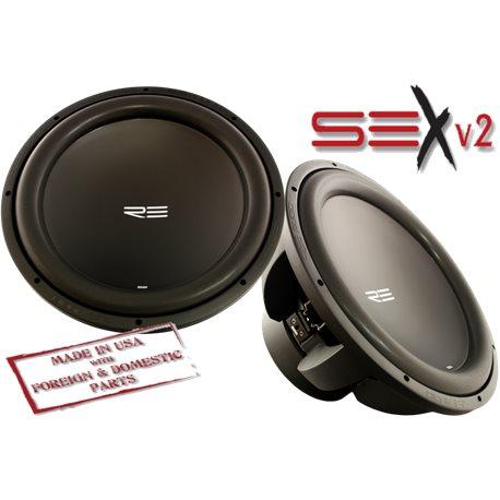 RE Audio SEX15D2 v2