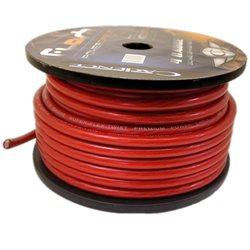 Kabel 21mm2 Cadence Sound 4G30M czerwony - 1metr